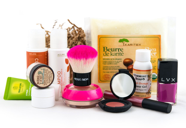 Vegan Beauty Essentials Kit