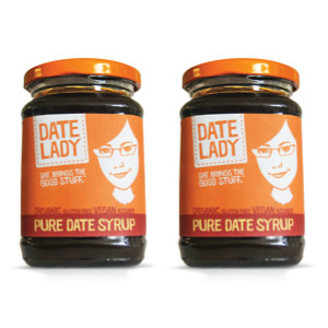 Date Lady Syrup 2-Pack