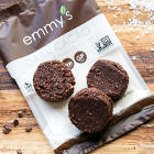Raw Chocolate Superfood Cereal, Macaroons and Sauce