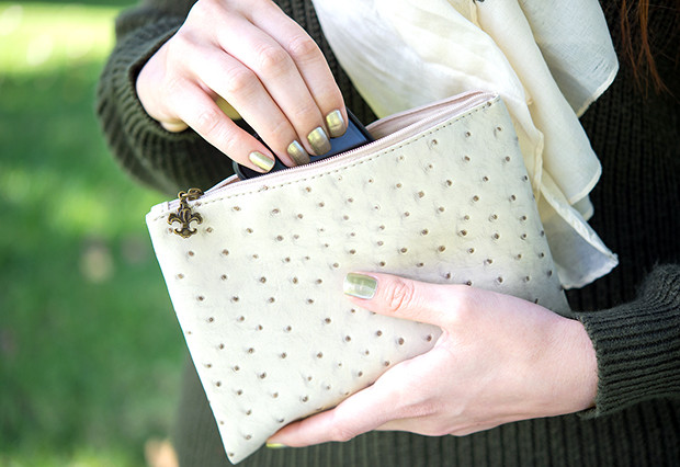 Designer Cosmetic Bag