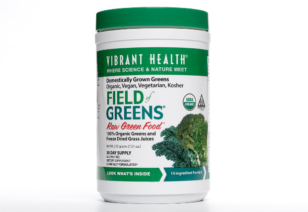 Field of Greens Raw Vegan Green Supplement
