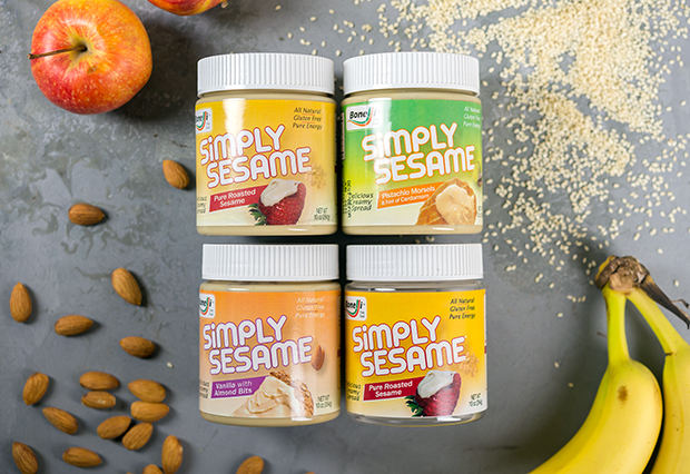 Simply Sesame 4-Pack