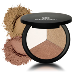 Mineral Eyeshadow Trio