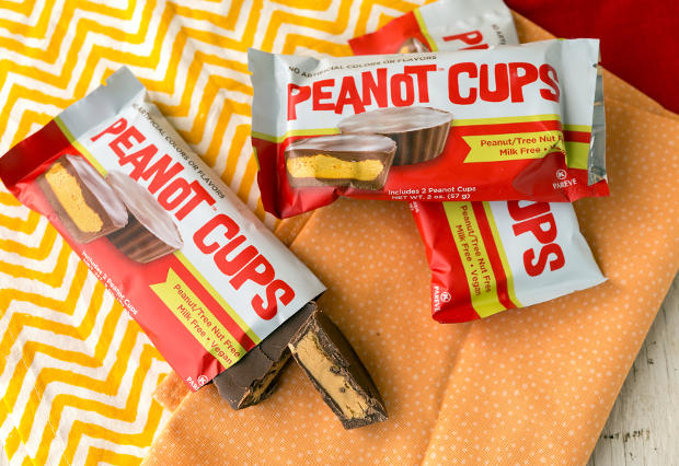 Large Nut Free Peanut Butter Cups - 3 Pack