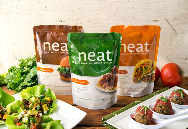 neat Meat Alternative Variety Pack