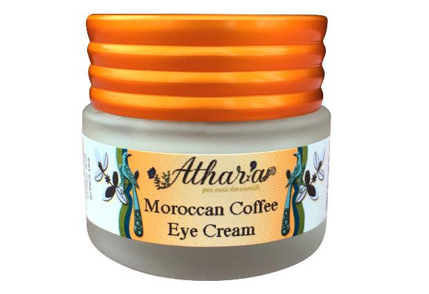 Moroccan Coffee Eye Cream