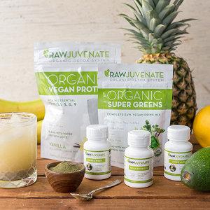 14-Day RawJuvenate Complete Organic Detox
