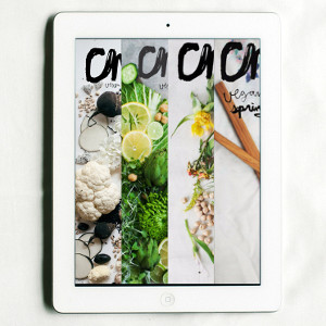 Chickpea Magazine Spring Digital Collection