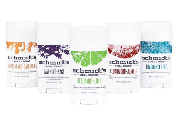 Schmidt's Natural Deodorant Sticks