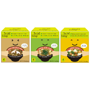 Tsubi Soup Trio Box Set