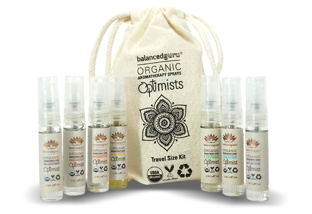 Optimist Aromatherapy Travel Kit