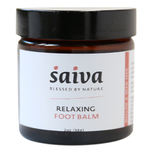 Relaxing Foot Balm