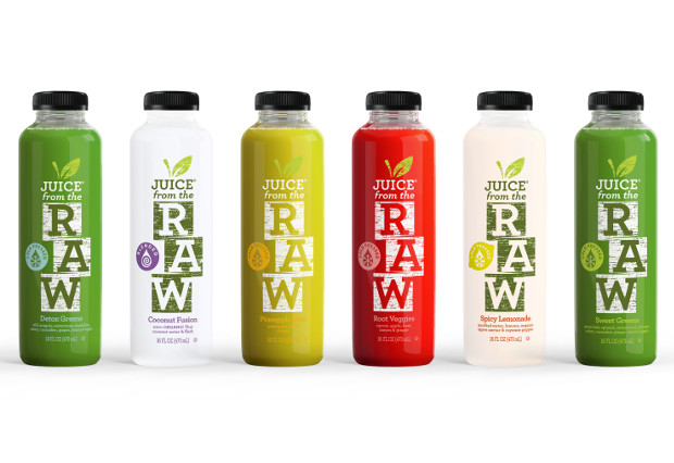 Juice From The Raw Cleanse