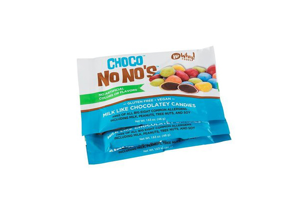 No No's Candy Coated Chocolate Pieces - 3 Pack