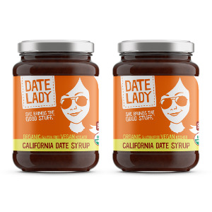 Organic California Date Syrup
