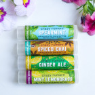 Natural Lip Balm 4-Pack