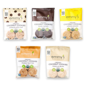 Coconut Cookie Variety Pack