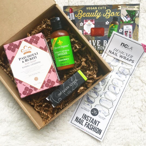 Earth Goddess Beauty Box