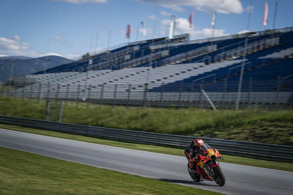 MotoGP 2020 Áustria Red Bull Ring KTM Pol Espargaró