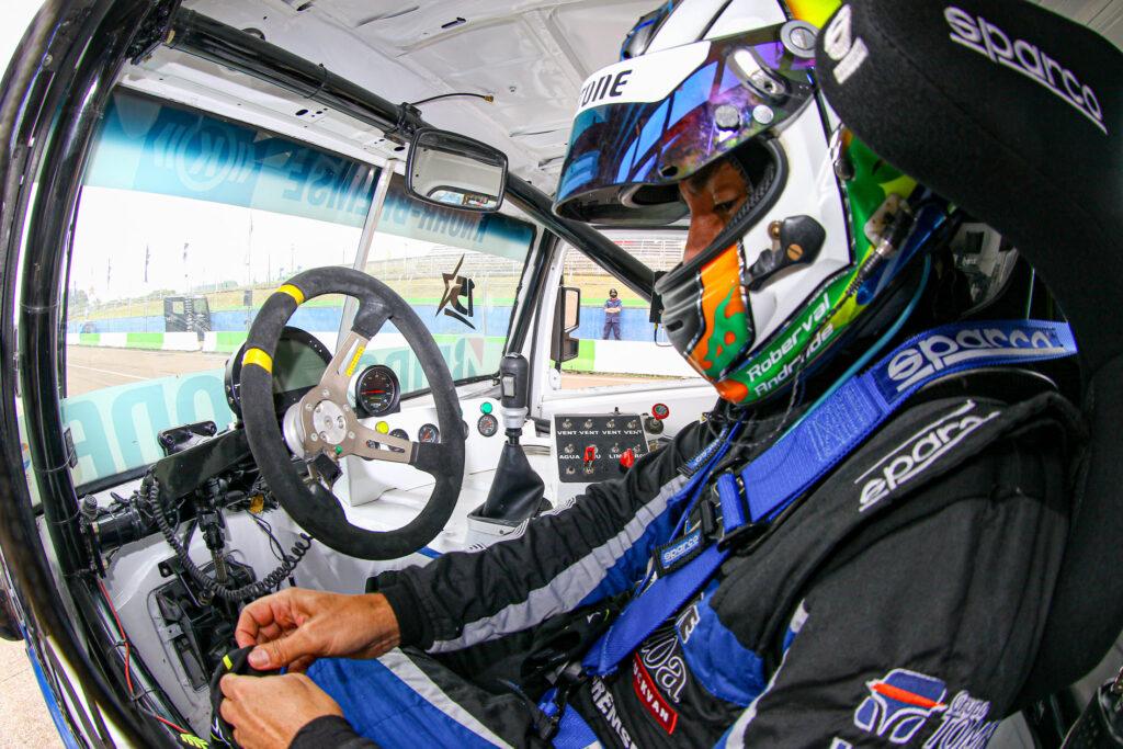 Roberval Andrade na Copa Truck em Cascavel (Foto: Vanderley Soares/+Brasil)