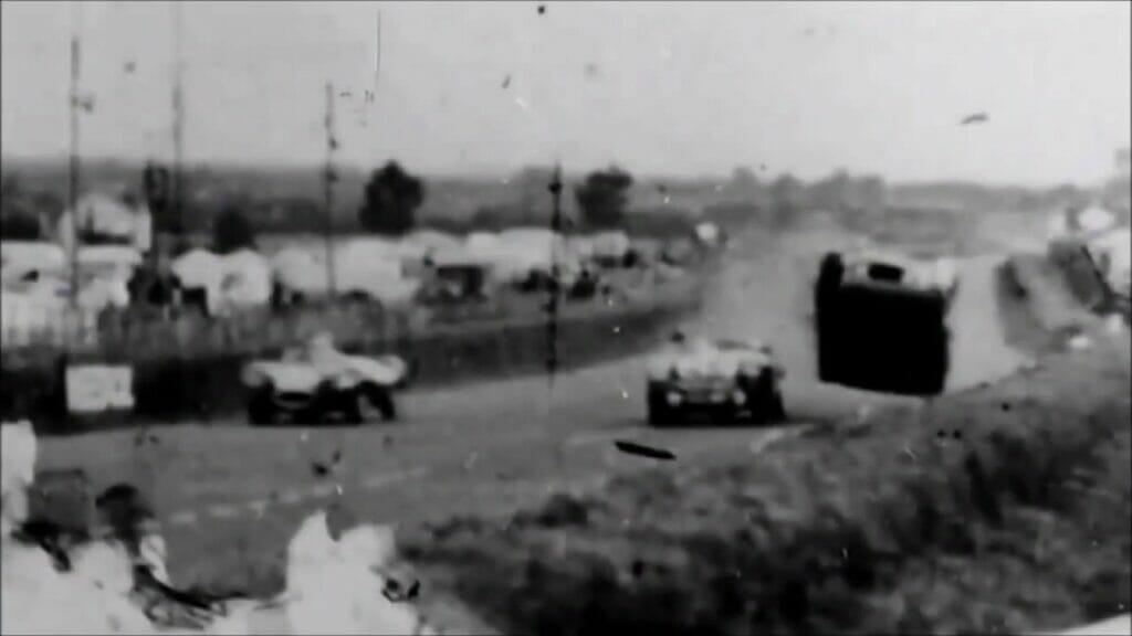 Acidente, 24 Horas de Le Mans, 1955, Mercedes, Jaguar, Pierre Levegh