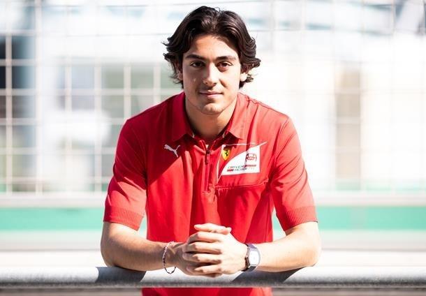 Giuliano Alesi, Fórmula 2, Ferrari