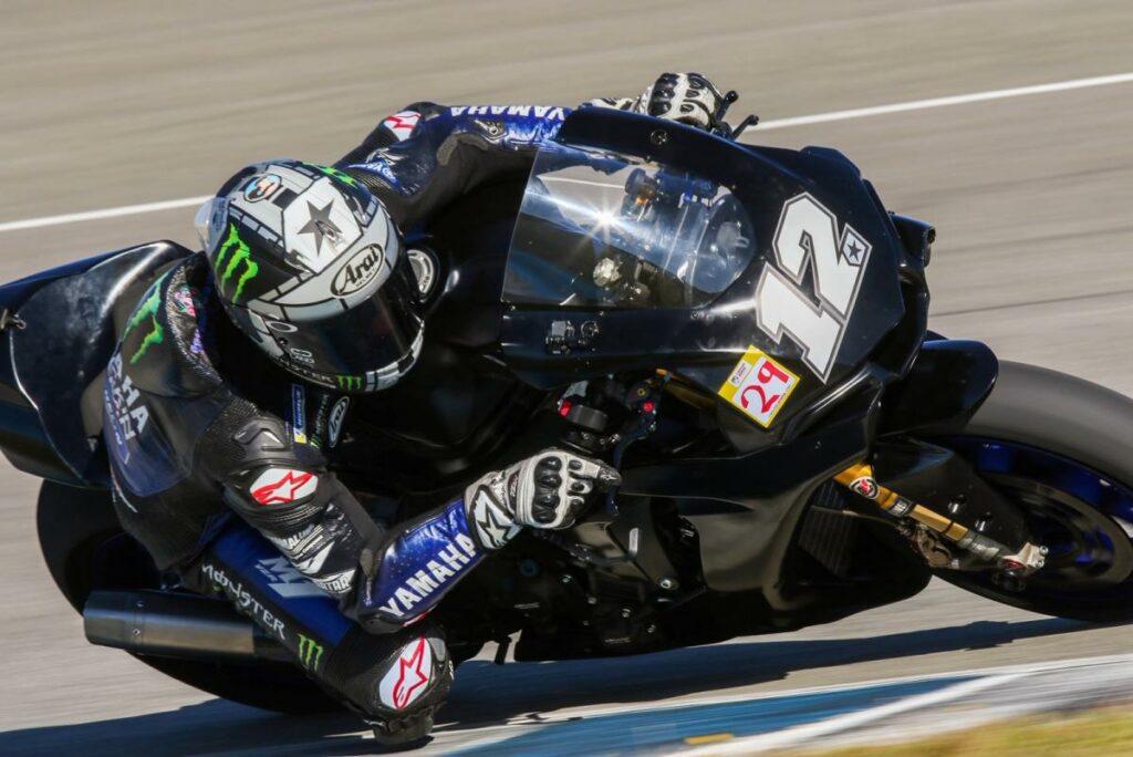 Maverick Viñales, Yamaha, MotoGP 2020, Jerez