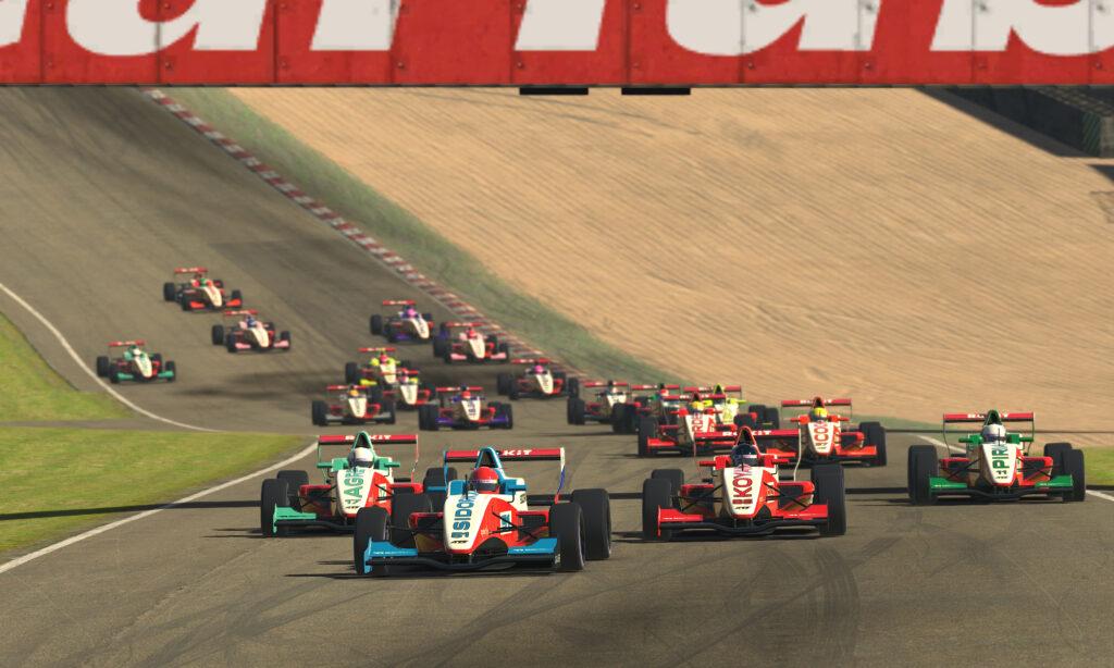 W Series 2020, Brands Hatch