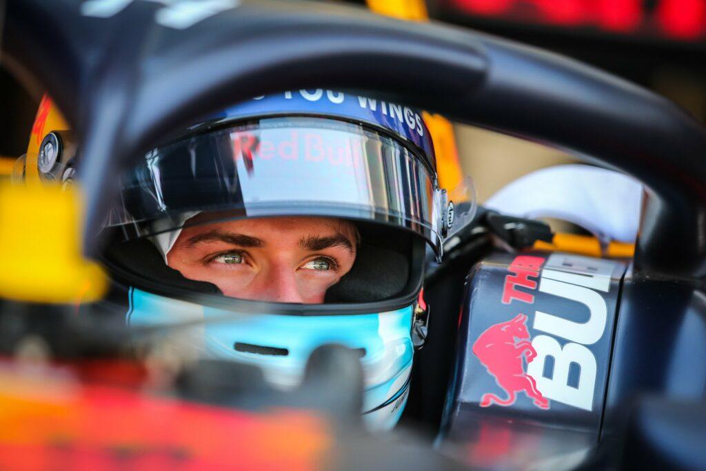 Jüri Vips, Fórmula 3 Regional, Red Bull