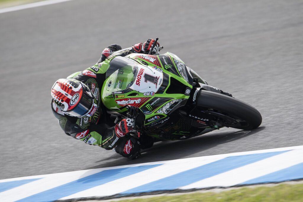 Mundial de Superbike Kawasaki Jonathan Rea