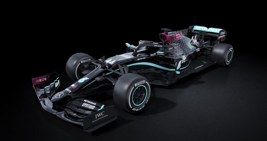 F1 2020 Mercedes Lewis Hamilton