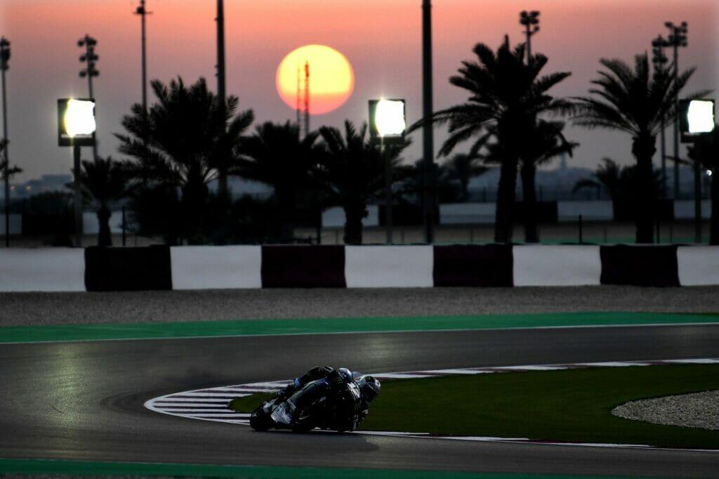 MotoGP 2020 Catar Losail Yamaha Maverick Viñales
