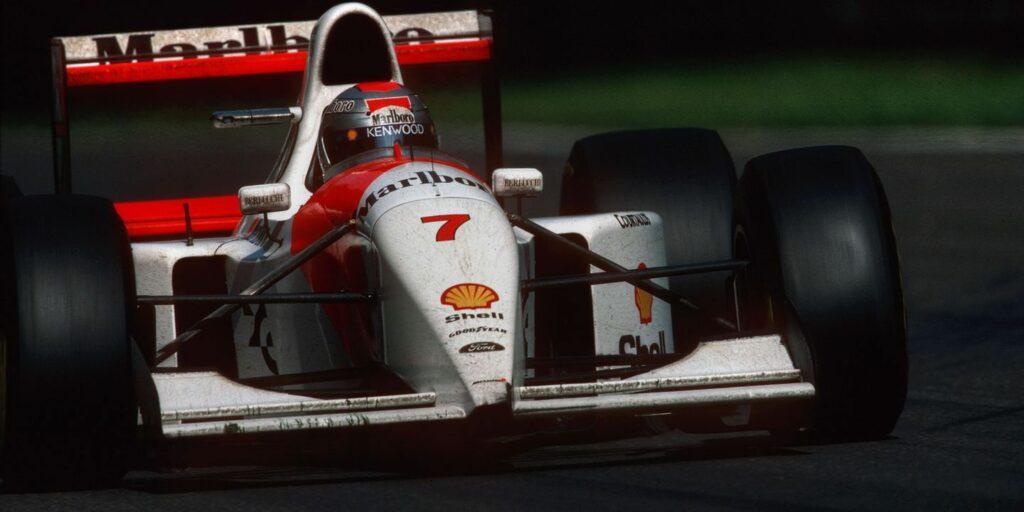 Michael Andretti em 1993