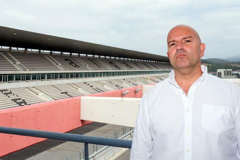 Paulo Pinheiro é o administrador do Autódromo Internacional do Algarve (Foto: Divulgação)