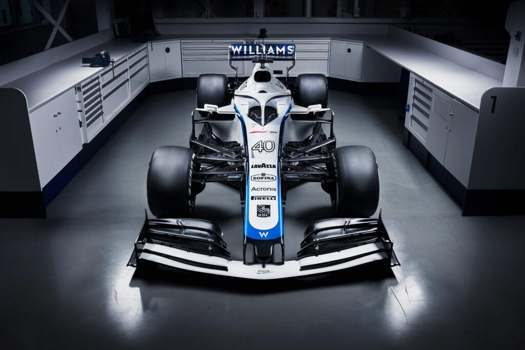F1 2020 Williams FW43