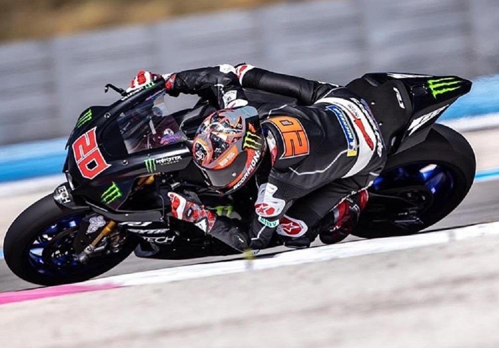 MotoGP 2020 França Magny-Cours Fabio Quartararo