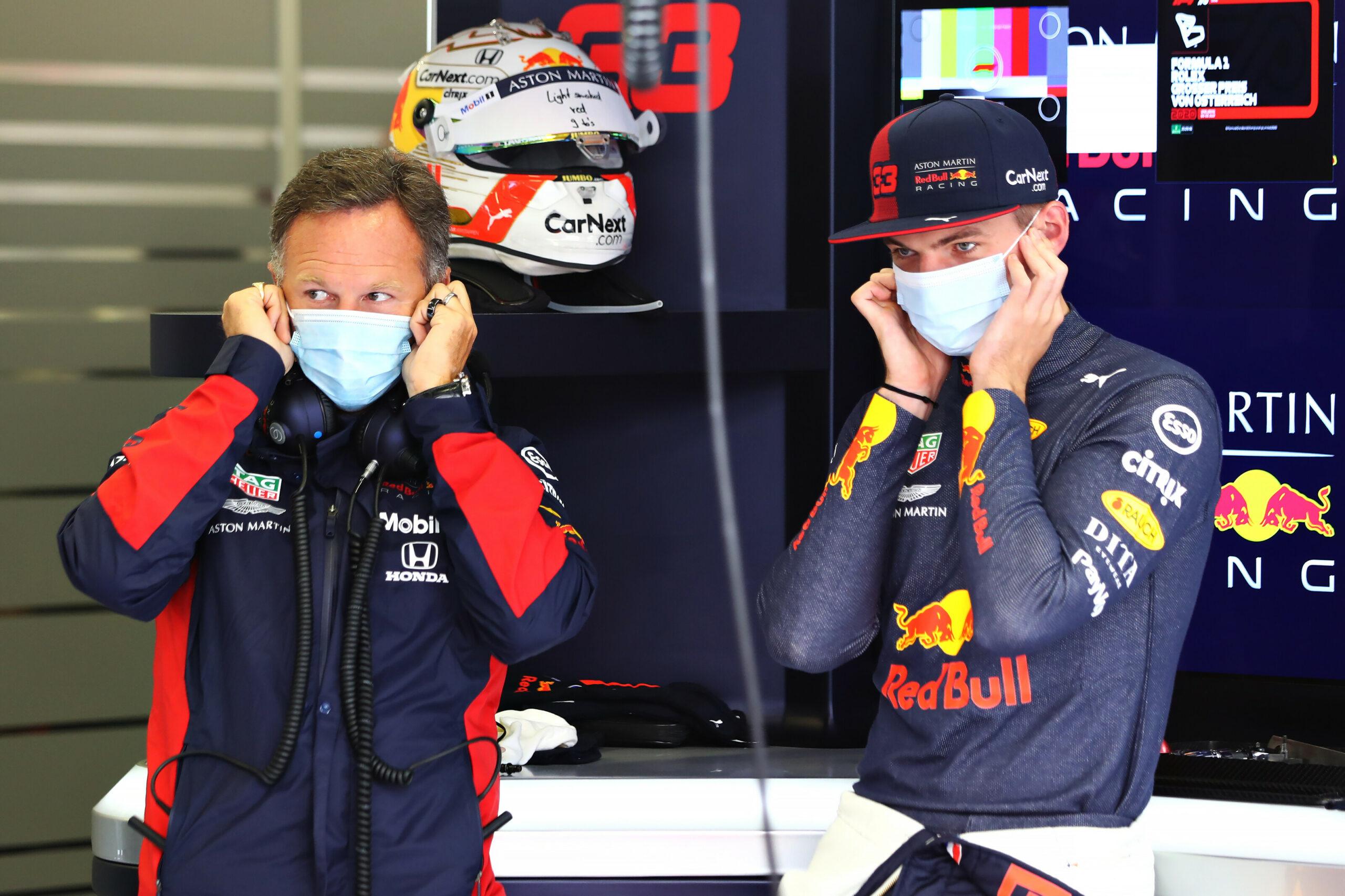 """Chefe da Red Bull fala em """"pedir esclarecimentos"""" à FIA sobre DAS da Mercedes – Grande Prêmio"""