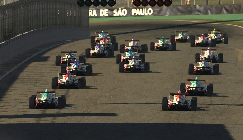 W Series 2020, Interlagos, W Series eSports