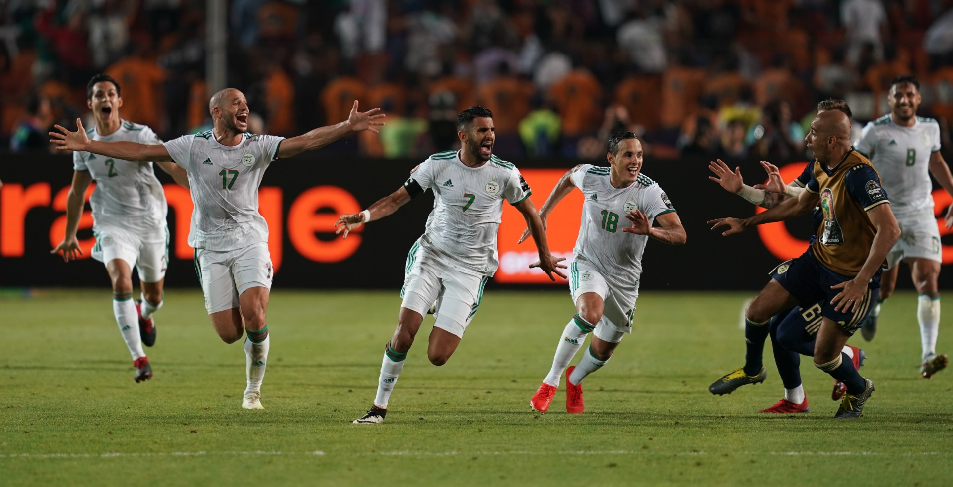 mahrez Mahrez x Mané: A caminhada de dois gigantes do futebol africano rumo à decisão da CAN