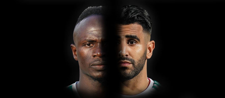 mane-mahre Mahrez x Mané: A caminhada de dois gigantes do futebol africano rumo à decisão da CAN