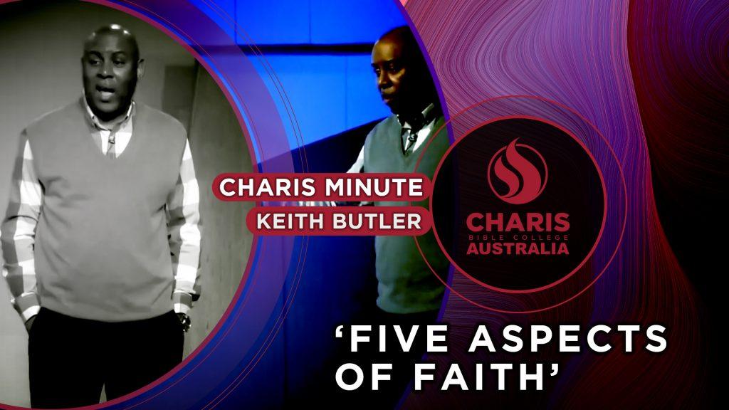 Five Aspects of Faith