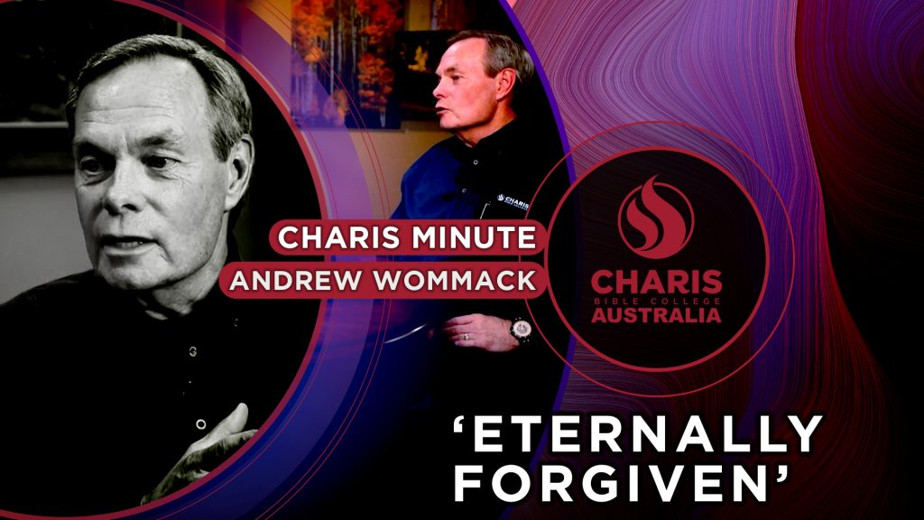 Eternally Forgiven
