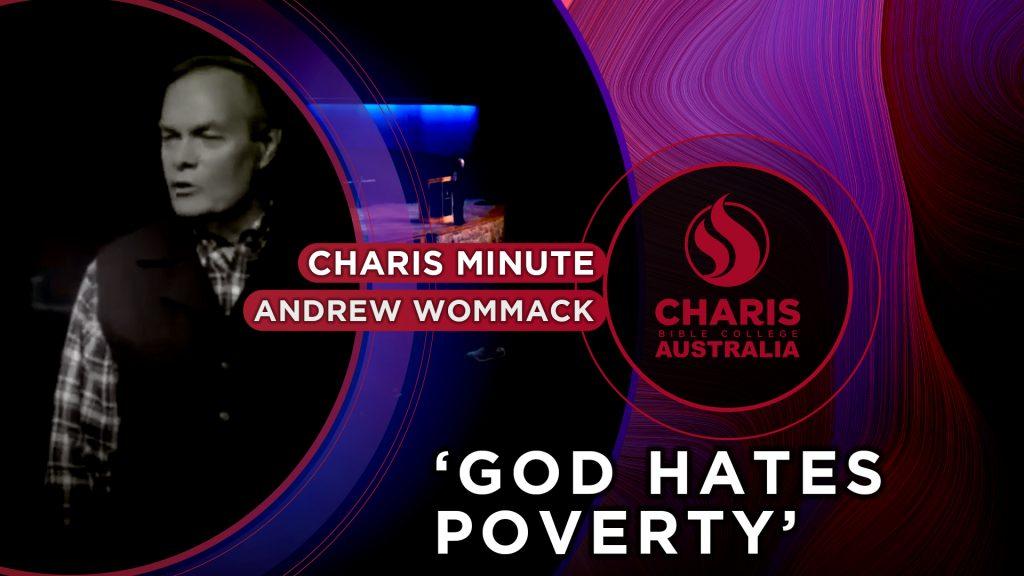 God Hates Poverty