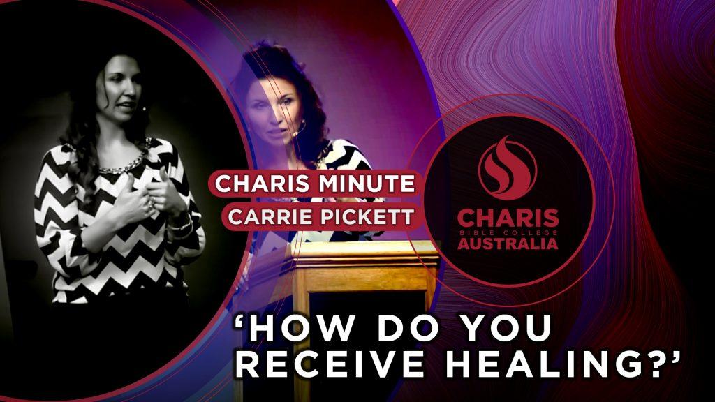 How Do You Receive Healing