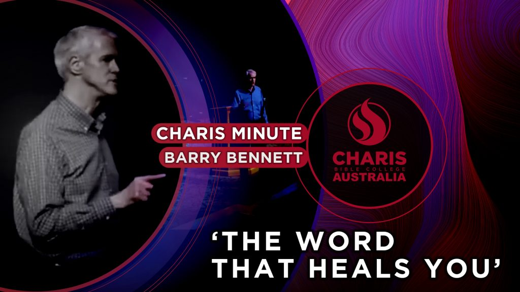 The Word That Heals You