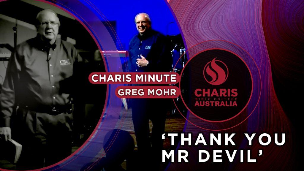 Thank You Mr. Devil