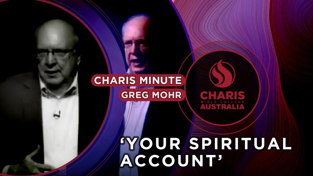 Your Spiritual Account