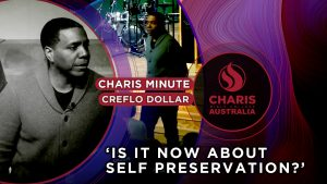 Charis-Minute-Is-it-now-about-self-preservation—-Creflo-Dollar