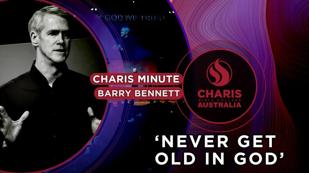 Never Get Old in God