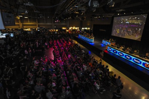 Photo of the SXSW 2013 Gaming Expo courtesy of South By Southwest,